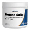 [케토제닉 다이어트 보조제] 뉴트리코스트 포인원 케톤 솔트 대용량 500g