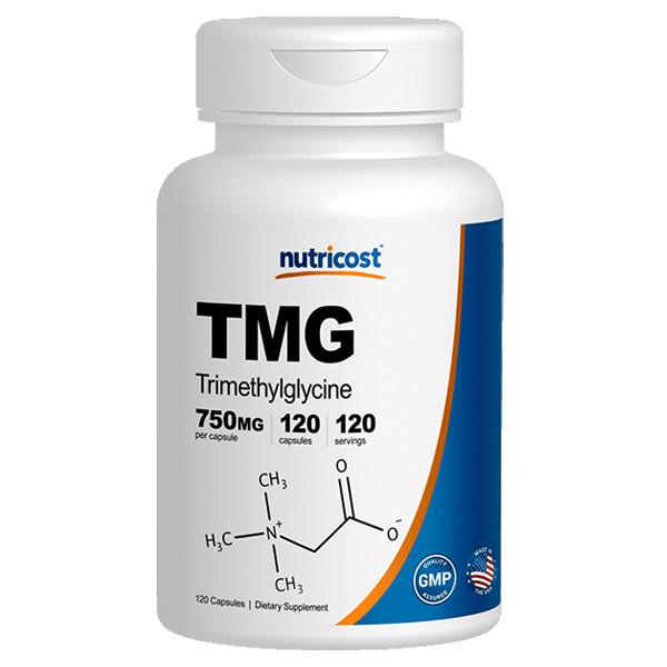 [건강보조제] 뉴트리코스트 TMG 120캡슐