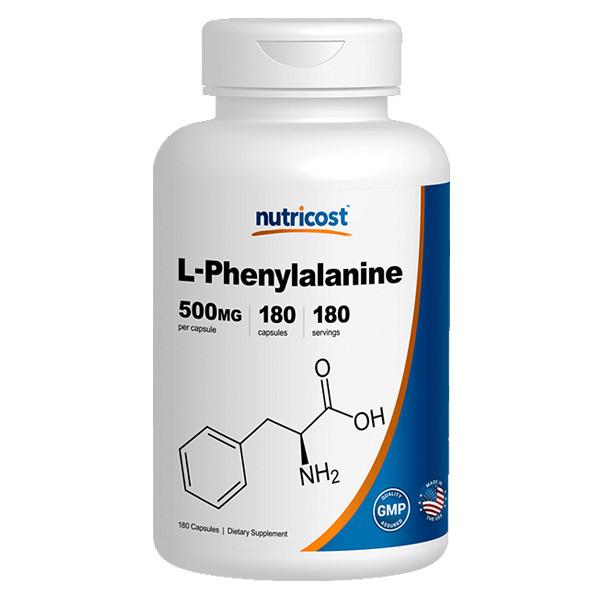 [남성건강보조제] 뉴트리코스트 페닐알라닌 180캡슐
