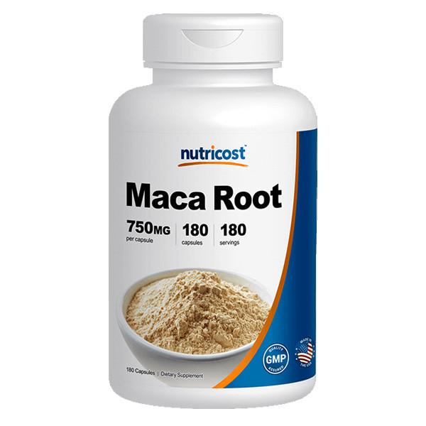 [남성건강보조제] 뉴트리코스트 마카루트 180캡슐