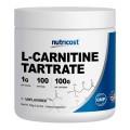 [다이어트보조제] 뉴트리코스트 L카르니틴 타르트레이트 파우더 100g