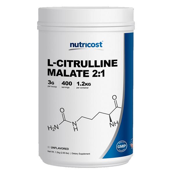 [헬스보충제] 뉴트리코스트 L시트룰린 슈퍼대용량 1.2kg