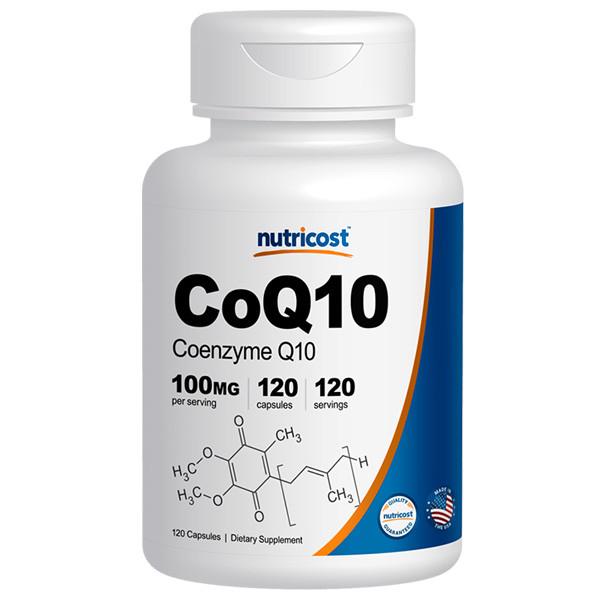 [항산화영양제] 뉴트리코스트 코큐텐 120캡슐