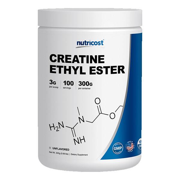 [헬스보충제] 뉴트리코스트 크레아틴 에틸 에스터 300g