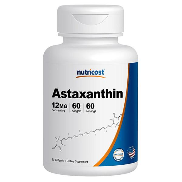뉴트리코스트 아스타잔틴 60캡슐