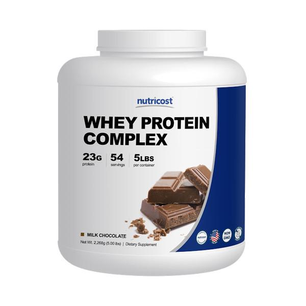 [헬스 단백질 보충제] 뉴트리코스트 웨이 프로틴 컴플렉스 5lbs