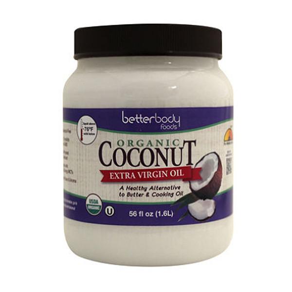 [미국다이어트식품 코코넛오일] 오가닉 엑스트라 버진 코코넛오일 56 OZ