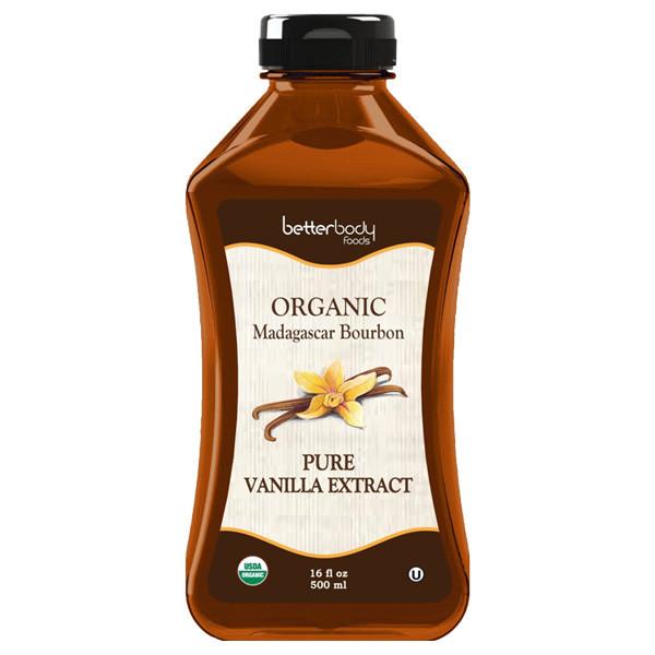 [미국다이어트식품 바닐라] 오가닉 마다가스카르 버본 바닐라 추출물 16 OZ