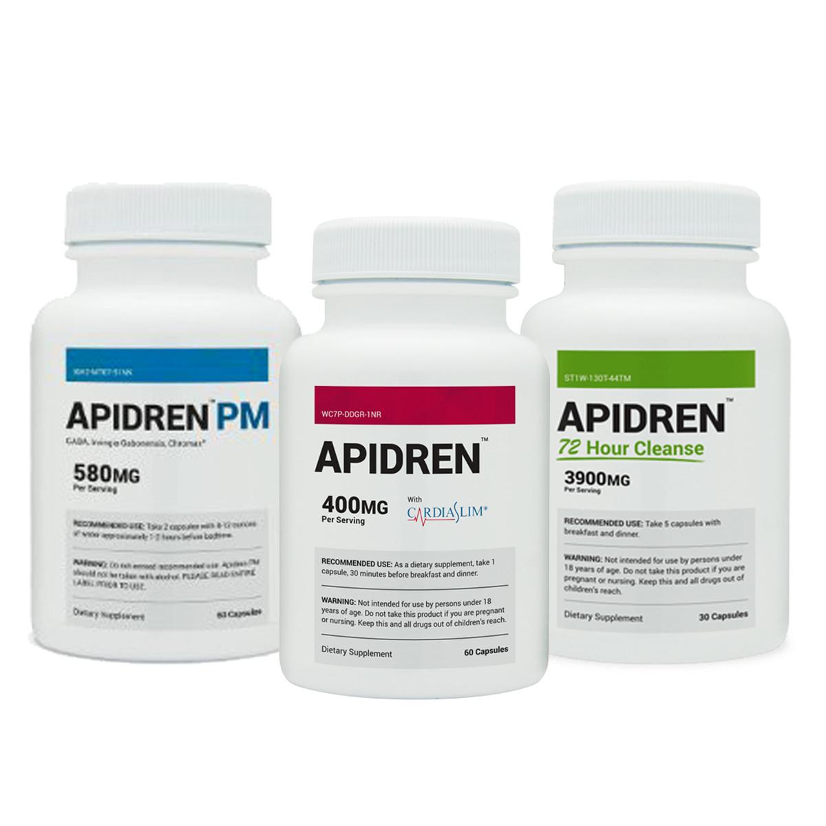 [골든패키지] 다이어트약 에피드렌 풀세트