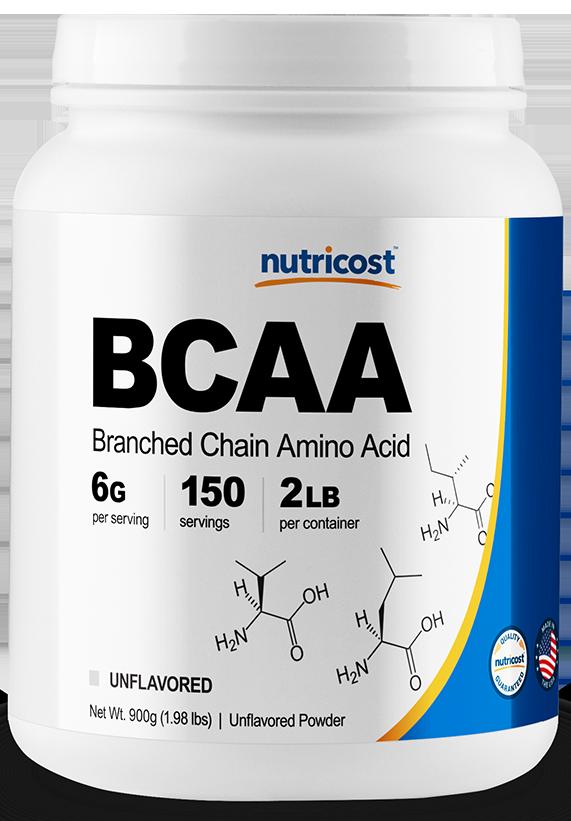 [헬스보충제] 뉴트리코스트 BCAA 슈퍼대용량 파우더