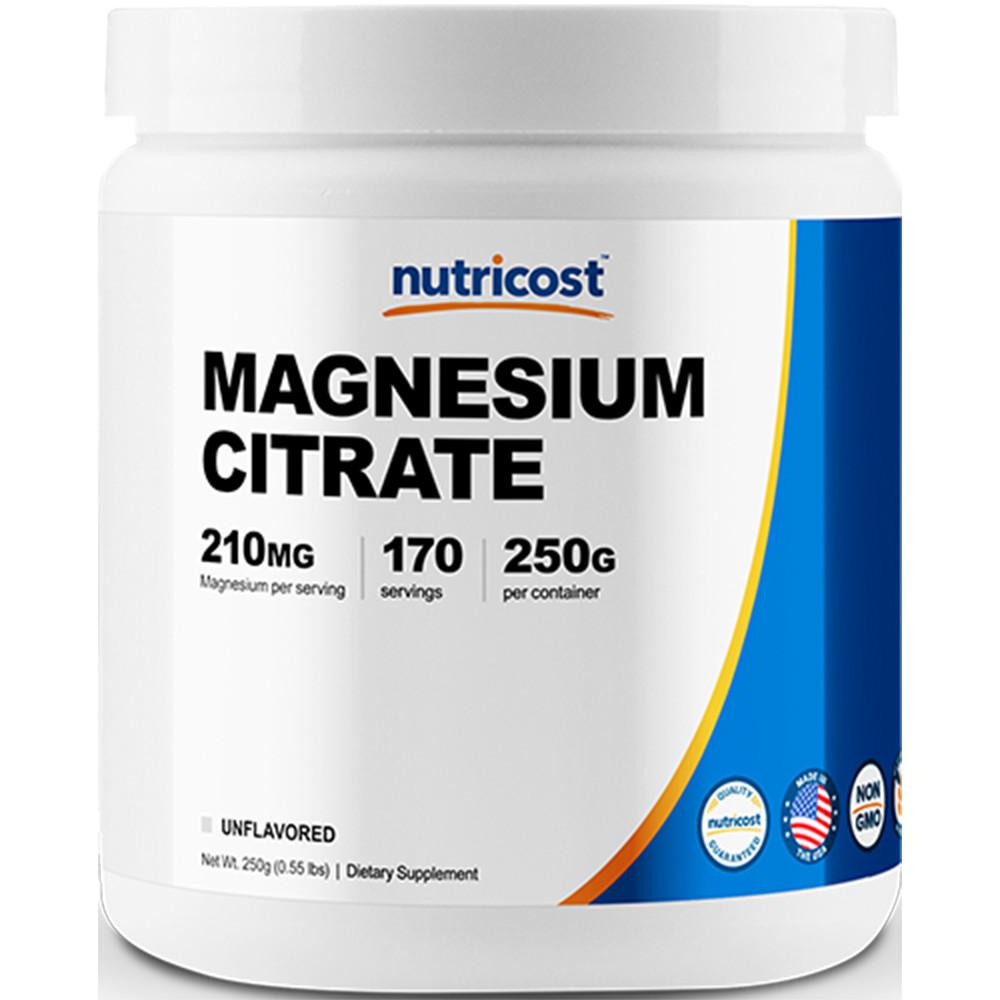 마그네슘 시트레이트