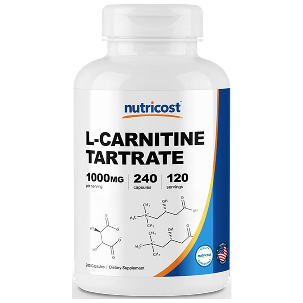 뉴트리코스트 L-카르니틴 240캡슐
